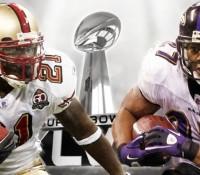 Super Bowl XLVII IV.