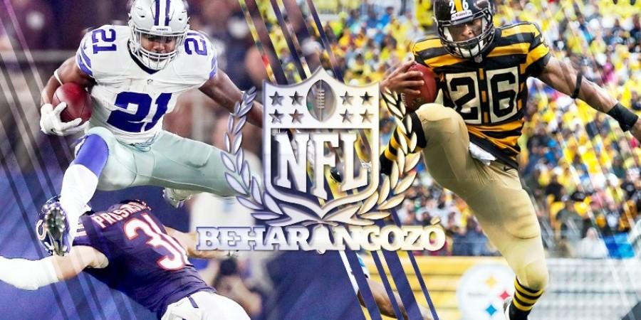 NFL meccsbeharangozók - 10. hét