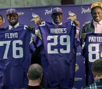 13. Minnesota Vikings