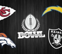 Draft elemzés - AFC West
