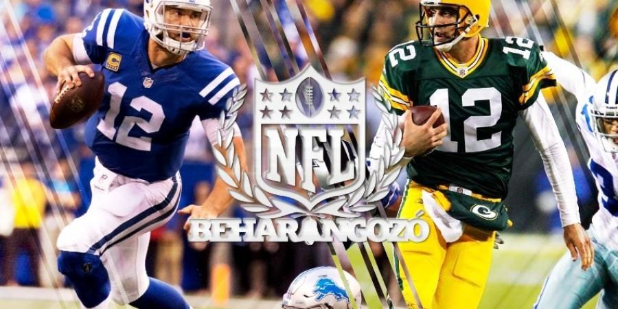 NFL meccsbeharangozók - 9. hét