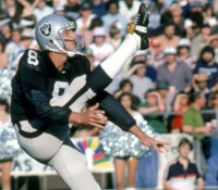 Hall of Famers 2014 - Ray Guy