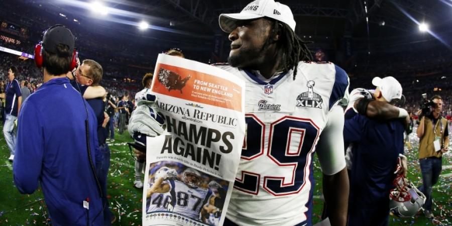 A Patriots a Super Bowl győztese