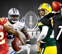 NFL meccsbeharangozók - Divisional vasárnap